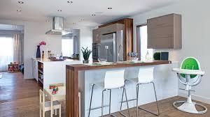 cuisine comptoir table comptoir cuisine intérieur déco