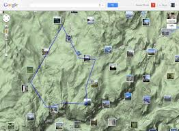 Google Maps Route Planning by Sample Environmental And Route Condition Assessment Andrew Skurka