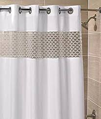 Hotel Quality Shower Curtains Hookless Shower Curtain Hotel Quality Curtain Gallery Images