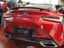 lexus lc 500 indonesia dunia berita elegan nan gahar impresi dari lexus lc 500
