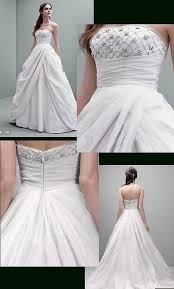 vera wang bridal vw351237 limited edition ivory taffeta ball gown