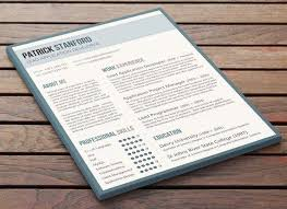 How To Attach Photo To Resume 50 Inspiring Resume Designs And What You Can Learn From Them U2013 Learn
