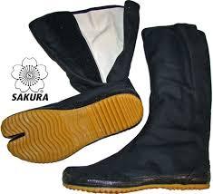 Halloween Costume Ninja Martial Arts Clothing Shoes Split Toe Shoes Ninja Ninjutsu Tabi