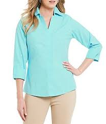 womens no iron blouses no iron shirts s clothing apparel dillards com