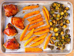 sheet pan dinner ideas food network recipes dinners and easy