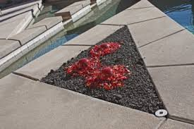 Lava Rock For Fire Pit by Crushed Lava Rock And Colored Sand For Fireplace And Fire Pit Filler