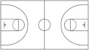 16 basketball court coloring page 1000 images about clipart on