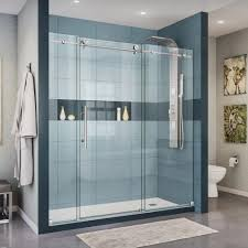 Modern Bathroom Reviews Shower Bathrooms Fascinating Dreamline Shower Doors For Modern