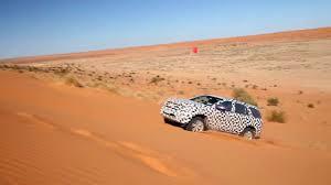 Ford Everest Facelift Ford Everest 2017 Simpson Desert Off Road Testing Youtube