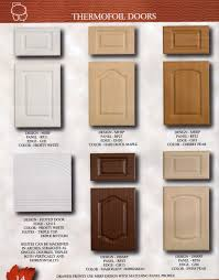 thermofoil kitchen cabinet colors modern minimalist american kitchen with frosty white thermofoil