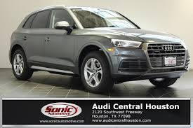 suv audi audi q5 in houston tx