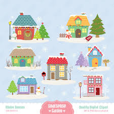 winter house clipart cliparts for you