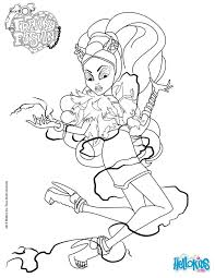 172 coloring pages monster images