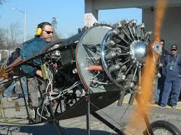 Aircraft Machinist Chesapeake Aim Taxi Check Nieuport 24 Ww1 Aircraft Aviation