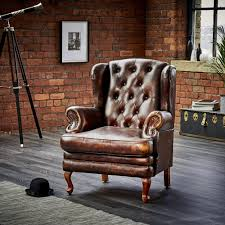 Leather Chesterfield Sofa Sale by Single Seater Leather Chesterfield Sofas U0026 Armchairs