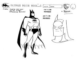 batman the animated series 1992 u2014 art of the title
