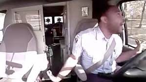 Ambulance Driver Meme - emt punished after video surfaces of him voguing in his ambulance