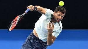 grigor dimitrov grigor dimitrov drops out of barcelona tennis tournament sport