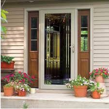 French Security Doors - security and screen doors