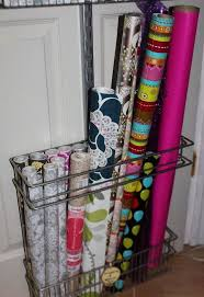 door wrapping paper how to create a the door wrapping paper station hometalk