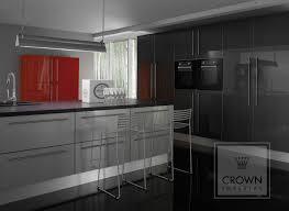 Black Gloss Kitchen Cabinets by High Gloss Kitchen Doors Ebay U2013 Sizes Mattress Dimensions
