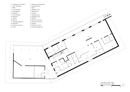 Camp Floor Plans Gallery Of Non Residential Day Camp Centre In Givors Tectoniques