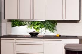 spritzschutz küche glas eigenes motiv küchenspritzschutz natural