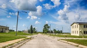 the abandoned nekoma safeguard complex