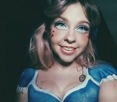 Scary Alice Wonderland Halloween Costume Killer Alice Madness Wonderland