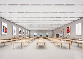 Apple Store Paris by Retail Design Shop Design Electrical Store Interior Apple