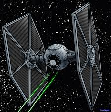 please make the x wing blufor and the tie fighter independent