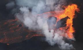 what are lava ls made of what is lava haze a look at hawaii s latest volcanic hazard world