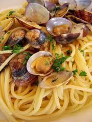 cuisiner des tellines recette spaghetti aux tellines