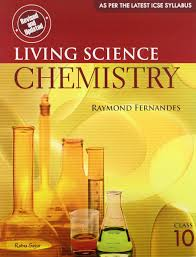 ratnasagar icse living science chemistry for class 10