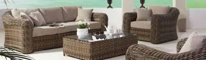 salon de jardin haut de gamme resine tressee mobilier de jardin design en résine tressée votremobilier 2