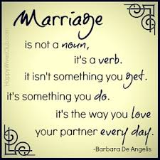 marriage quotations in marriage is a verb texts bar and relationships
