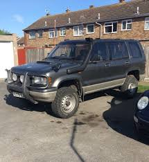 isuzu trooper 3 1td 4x4 on off road in minster on sea kent