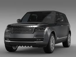 range rover svautobiography range rover svautobiography l405 2016 3d model in suv 3dexport