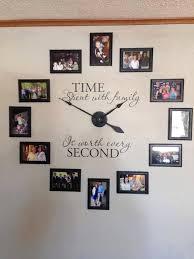 Best Uppercase Living Livingroom Images On Pinterest Vinyl - Wall decor ideas for family room