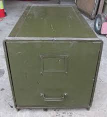 Vintage Metal File Cabinet File Cabinet Design File Cabinet Vintage Metal