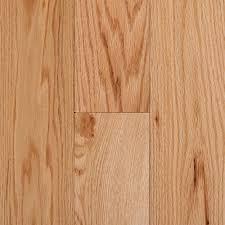 rustic oak smooth solid hardwood 3 4in x 5in