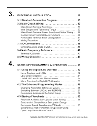 v1000 start manual