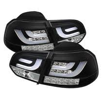 2011 vw cc led tail lights volkswagen golf tail lights at andy s auto sport