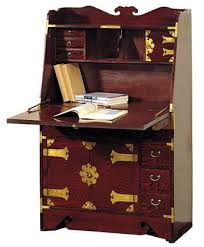 Japanese Desk Amazon Com Oriental Furniture Asian Furniture 52 Inch Japanese