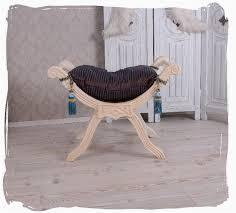 siege baroque chaises bois blanc frais chaise siege curule style louis xv