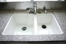 white double kitchen sink likeable cast iron kitchen sinks sink reviews salevbags