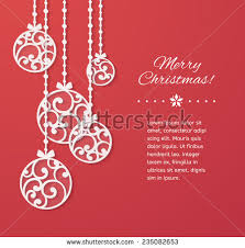 Ex Commercial Christmas Decorations by Vector Christmas Tree Stock Vector 585604637 Shutterstock
