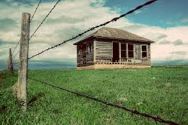 house plains derelict house on the plains photograph by thomas zimmerman