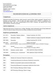technicien bureau d 騁ude btp recherche un poste de technicien étude de la construction archi re