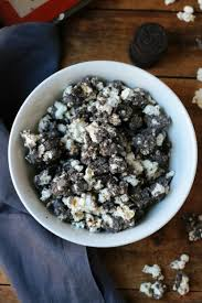 oreo cookie popcorn burnt macaroni